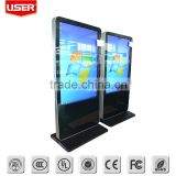 55 inch HD advertising panel lcd digital signage                                                                         Quality Choice