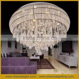 Diameter 600mm/newest design led ceiling lamp& half ball round hotel ceiling light