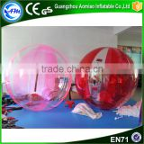 Good quality crazy game walk on water inflatable ball,water roller ball price                                                                                                         Supplier's Choice