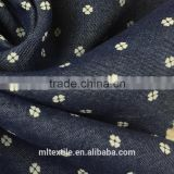 100%Tencel printed denim fabric textile