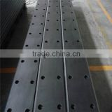 uhmwpe facing pad / boat fender covers