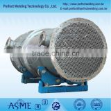 Zirconium Shell and Tube Heat Exchanger