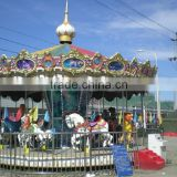 Amazing Games Playground Amusement Park children Rides Merry-go-round with High Quality for Sell