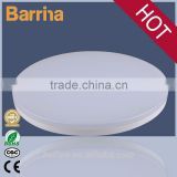 Environmental new building materials Energy saving LED ceiling light with sensor control