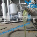 2015 High Vacuum Waste Car Oil to Diesel Distillation Equipment