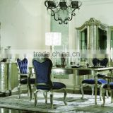 italian antique dining furniture / dining room furniture sets / restaurant dining table and chair GD-A8050