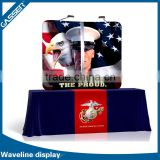 Popular exhibition equipment trade show stand used display new design