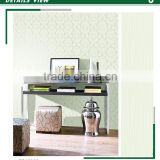 free samples heavy embossed plastic wallpaper, classic damask wall covering for household , healthy wall decal corparation