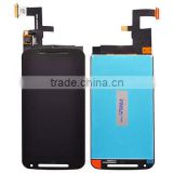 Full LCD Display assembly replacement for motorola MOTO G2 with frame