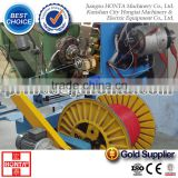 [WireShow 2015 Exhibitor] PVC/PE/XLPE Extrusion Line PVC Insulated Cable Making Equipment Jacketing Machine