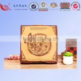Cheap beautiful corrugated paper pizza box with printing