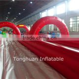 EN14960 custom inflatable water slide city, slip n slide                                                                                                         Supplier's Choice