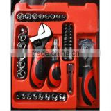 48pcs screwdriver set with gear wrench