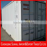 20GP used Steel Dry Shipping cargo Container Best For Sale