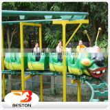 Beston Cheap big amusement equipment park rides worm roller coaster for sale                                                                                                         Supplier's Choice