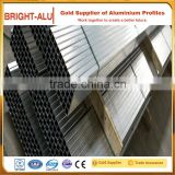China factory price aluminium profiles for windows doors curtain walls for construction uses