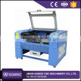 low cost plastic laser cutting machine , portable 3d laser crystal engraving machine price