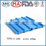 INTERNAL EXPANSION JOINT PVC WATERSTOPS water expanding rubber water stop center bulb waterstop