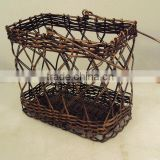 Chocolate & Candy Packaging Basket , Basket Fruit Packaging , Iron Wire Basket