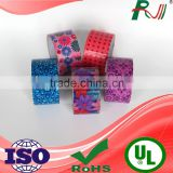 Adhesive colored cloth mesh duct tape wholesale