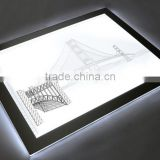 A3 and A4 acrylic LED drawing/copy/writing board LED Dimmable Tracing Drawing Tattoo Copy Board