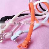 Factory seller basic Bra straps with adjustable elastic cloth shoulder strap                                                                         Quality Choice