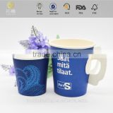 different types of blue and white porcelain cups and saucer for sale