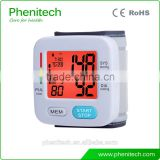 Medical wrist watch blood pressure monitor price BP207                                                                                                         Supplier's Choice