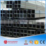40*40 carbon hot galvanized square pipe ,Square tube for construction ,Manufacturer price square tube