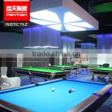 Wholesales natural stone slate snooker billiards pool table slabs                                                                         Quality Choice