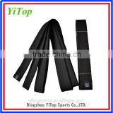 Martial arts Taekwondo equipment karate black master belt                                                                         Quality Choice