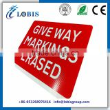PP Corrugated Plastic Advertising Sign Board                                                                         Quality Choice