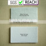 finger print office stamp pad