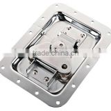 Flight case hardware accessories latch,Fitting recessed butterfly latch,Case hardware twist latch