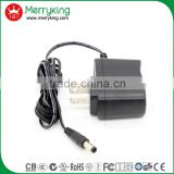 China power adapter factory sale 15v 17v 21v 400ma ac dc adapter for electronics