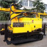 200m portable water well drilling machine HS300