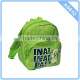2014 Cute Cartoon Kids Boy Girls Backpack Zoo Animal Book School Kid Bag