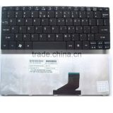 Genuine for Acer Aspire ONE 532 532H netbook keyboard Black