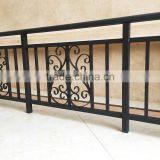 Alibaba China Wholesaler garden used cheap wrought iron fence, backyard fence and portable horse fence panel