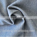 ZHENGSHENG Rayon/Polyester blend Stretch Fabric for Woman's Pants garment tr Twill Fabric Solid dyed double color Fabric