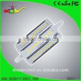 360 degree smd 5630 30w led r7s lamp 118mm