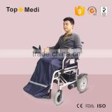 Guangzhou Supplier Waterproof Wheelchair Pinafore Extra Protection Leg Cover Wheel Chair Apron