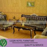 Nice design high quality wooden Fabric Antique Ashley furniture