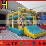 Yard and Home Use Mini Inflatable Bouncers Kids Bouncy Castle Outdoor Backyard Playing Trampoline