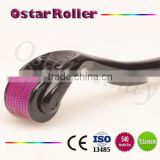 beauty rollers many type 2015 newest skin care fine titanium micro needle derma roller medical MN 540N