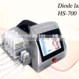laser pain relief machine HS 700 fat loss laser 650nm Fat Burner Machine by shanghai med apolo medical