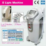 Professional Elight skin whitening,ipl hair removel multifunctional skin care laser machine