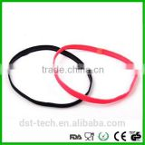 Sweat sport red elastic head band