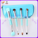 4 PCS Portable Makeup Brush Set with Duo-end Brushes,OEM /ODM are avalable