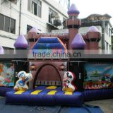 New design giant inflatable bounce house game